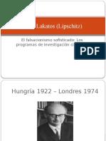 Imre Lakatos (Lipschitz)
