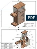 candy dispenser technical drawings