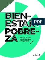 Según UNICEF, en la Argentina hay 4 millones de chicos que son pobres