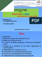 Présentation Structure Du Sol