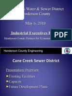 Cane Creek Sewer District