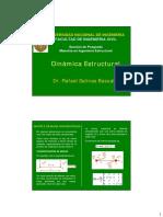 DinamicaEstructural 1GDL Respuesta Inelastica