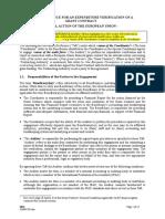 Annex VII - Expenditure Verification