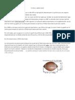 Futbol Americano Dicertacion