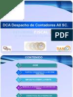 Compendio de Reformas Fiscales 2014-Dca