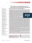 Curative En Do Vascular Reconstruction of Cerebral
