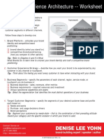 WGBD Download Customer Experience Architecture Worksheet Updated