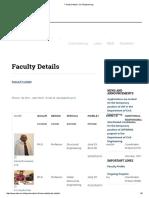 Faculty Details _ Civil Engineering