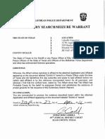 LinkedIn Warrant 5-5-16_Redacted