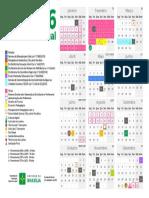 Calendário SEEDF 2016