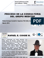 Rafael Conde_24 TOCPA_31 March-1 Apr 2016_Bogota, Colombia_Spanish