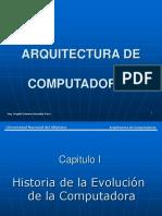 Historia Generacion PC