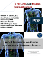 Chapman's Reflexes and Modern Clinical Applications - Lecture - William H. Devine, DO