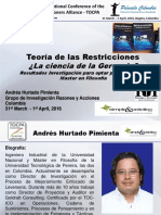Andres Hutrado_24 TOCPA_31 March-1 Apr 2016_Bogota, Colombia_Spanish