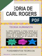 Teoria de Carl Rogers