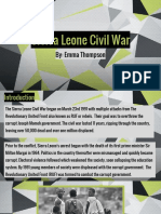 sierra leone civil war