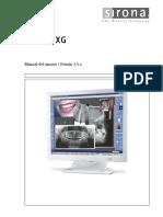 Sidexis XG v2.5 Manual