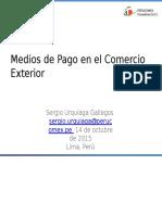 Medios de Pago Siicex