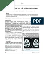 Neurofibromatosis 10