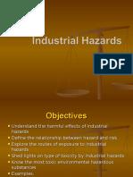 Industrial Hazards[1]