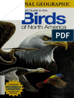 National Geographic Field Guide To The Birds Of North America, 3rd edtion