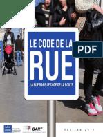 Le code de la rue