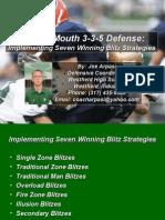 3-3 Blitz Strategies