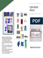 Panfleto Deco Rf2006