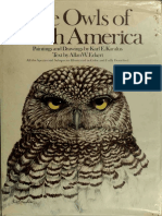 The Owls Of North America