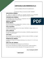 Md Perimetrico Huarhuachi