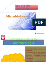 Clase 01 Microbiologia