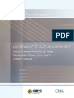 After-Action Report on the 2014 Ambush and Murder of Two Las Vegas Metropolitan Police Department Officers