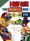 Draw Comics the Marvel Way