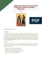 Acatistul Parintelui Porfirie