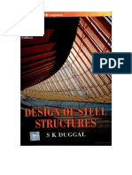 Design of Steel Structures SK-Duggal 3rd Ed - Indian