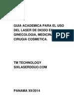 01 .-Guía Academica Uso Del Láser de Diodo en Ginecología y Cirugía Cosmética (1)