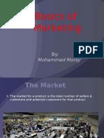 Morsica - Marketing Basics