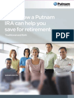 Learn how a Putnam IRA can help you save for retirement