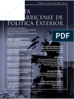 Revista Costarricense de Política Exterior N 23