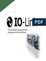 IO-Link Presentation HMI 2006