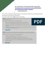 respostas do curso de filosofia pós teste fgv gratuito 30 horas docx