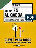 Quen Es Al Qaeda_ Terrorismo y - Pedro Brieger