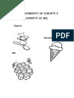 Processamento de Iogurte e Sorvete de Mel