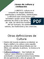 Definiciones de Cultura y Civilización-2