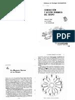 Beal; Bohlen; Raudabaugh. Conducción y Acción Dinámica Del Grupo. Parte I (Cap.6,9,10,11)