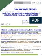 1 Politicas Inversion Samuel Torres