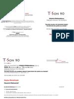 T-Son 90-Dhomont-Le Cri Du Choucas
