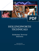 Hollingsworth Technicals Solderless Terminal Solutions Catalog