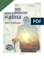 Bert Hellinger - Guiones Que Conducen El Alma- 34 Paginas
