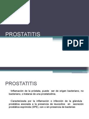 100 mg de prostatitis de doxiciclina